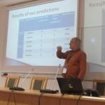 Willem van der Vegt (Netherlands). Predicting the Difficulty of a Bebras Task